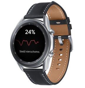 Smartwatch SAMSUNG Galaxy Watch 3 SM-R840N 45mm Srebrny