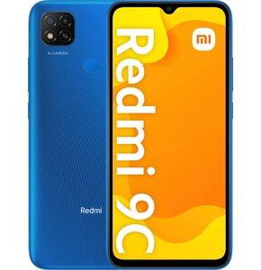 "Smartfon XIAOMI Redmi 9C 3/64GB 6.53"" Niebieski 116"