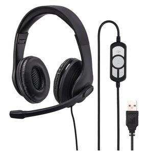 Słuchawki HAMA HS-USB300