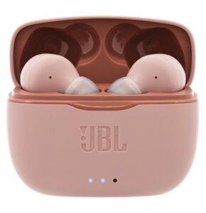 Słuchawki dokanałowe JBL TUNE 215 TWS Różowy