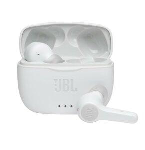 Słuchawki dokanałowe JBL TUNE 215 TWS Biały