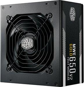 Zasilacz COOLER MASTER MWE V2 650W Gold