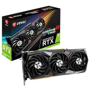 Karta graficzna MSI GeForce RTX 3090 Gaming X Trio 24GB