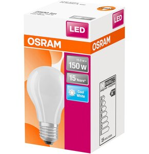 Żarówka LED OSRAM STAR CL A GL FR 150 NON-DIM 15W E27