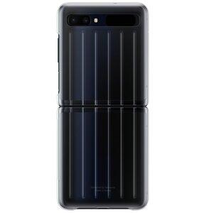 Etui SAMSUNG Clear Cover do Samsung Galaxy Z Flip/Z Flip 5G Przezroczysty