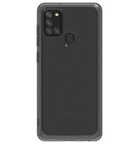 Etui SAMSUNG Clear Cover do Samsung Galaxy A21s Czarny