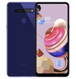 """Smartfon LG K51S 3/64GB 6.55"""" Niebieski LMK510EMW.APOCBL"""