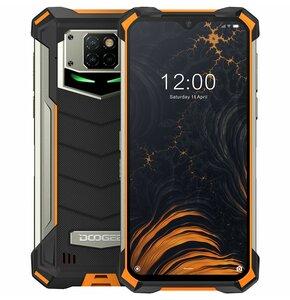 """Smartfon DOOGEE S88 Pro 6/128GB 6.3"""" Pomarańczowy"""