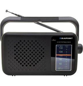 Radio BLAUPUNKT PR8BK Czarny