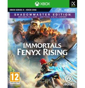 Immortals Fenyx Rising - Edycja Mistrza Cieni Gra XBOX Series X