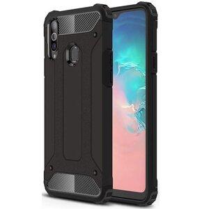 Etui TECH-PROTECT AirArmor do Samsung Galaxy A20s Czarny