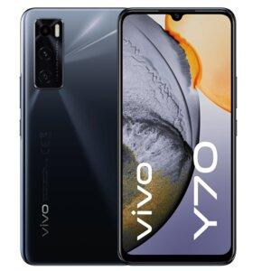 "Smartfon vivo Y70 8/128GB 6.44"" Czarny 5656522"