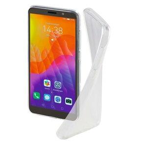 Etui HAMA Crystal Clear do Huawei Y5P Przezroczysty