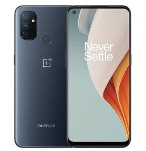 "Smartfon ONEPLUS Nord N100 4/64GB 6.52"" Szary 5011101325"