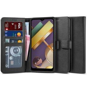 Etui TECH-PROTECT Air Wallet 2 do LG K22 Czarny