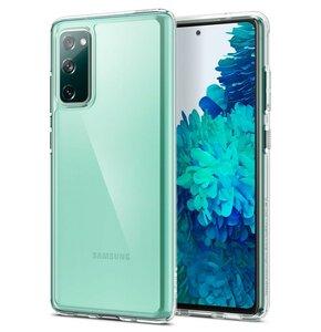 Etui SPIGEN Ultra Hybrid do Samsung Galaxy S20 FE Przezroczysty