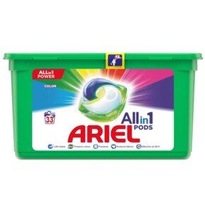 Kapsułki do prania ARIEL All in 1 Pods Color 33 szt.