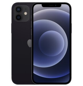 """Smartfon APPLE iPhone 12 mini 64GB 5G 5.4"""" Czarny MGDX3PM/A"""