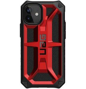 Etui UAG Monarch do Apple iPhone 12 Mini Czerwony