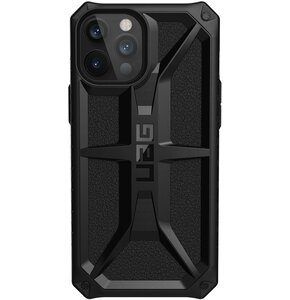 Etui UAG Monarch do Apple iPhone 12 Pro Max Czarny