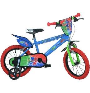 Rower dziecięcy DINO Pidżamersi 16 cali dla chłopca
