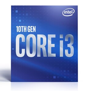 Procesor INTEL Core i3-10100F Box