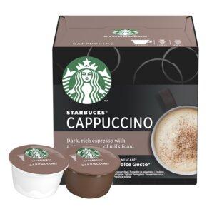 Kapsułki STARBUCKS Dolce Gusto Cappuccino