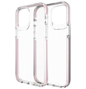 Etui GEAR4 Piccadilly do Apple iPhone 12 Pro Max Różowo-złoty