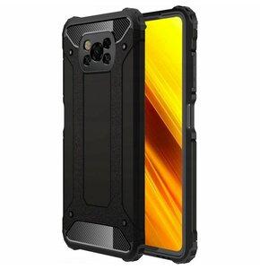 Etui TECH-PROTECT Xarmor do Xiaomi Poco X3 NFC//X3 Pro Czarny