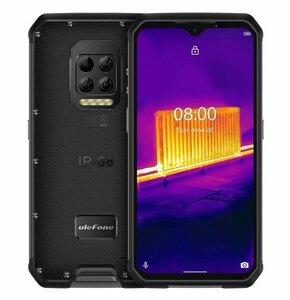 "Smartfon ULEFONE Armor 9 8/128GB 6.3"" Czarny UF-A9/BK"