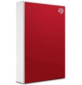 Dysk SEAGATE One Touch 5TB HDD Czerwony