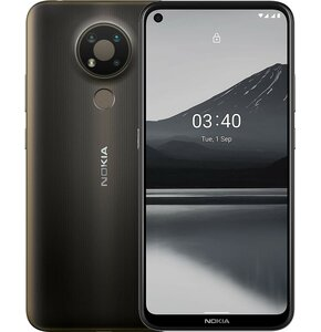 "Smartfon NOKIA 3.4 3/64GB 6.39"" Szary HQ5020KC97000"