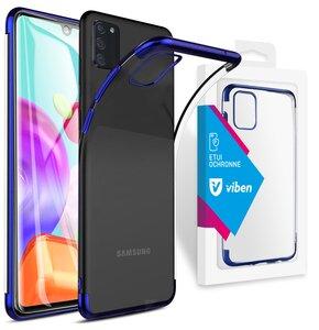 Etui VIBEN do Samsung Galaxy A41 Niebieski