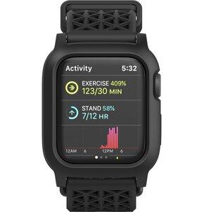 Etui CATALYST Impact Protection do Apple Watch 4/5/6/SE (40 mm) Czarny