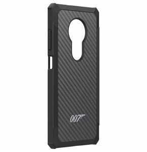 Etui NOKIA Kevlar Case James Bond 007 do Nokia 5.3 Czarny