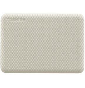 Dysk TOSHIBA Canvio Advance 2TB HDD Biały