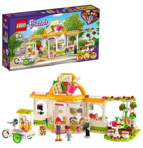 LEGO Friends Ekologiczna kawiarnia w Heartlake City 41444