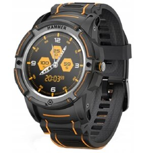 Smartwatch HAMMER Watch Czarny