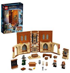 LEGO Harry Potter Chwile z Hogwartu: zajęcia z transfiguracji 76382