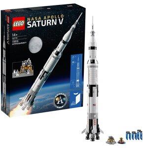 LEGO Ideas Rakieta Nasa Apollo Saturn V 92176