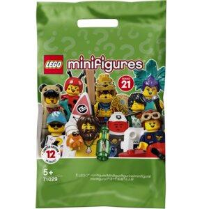 LEGO Minifigures Seria 21 71029 Box (1 figurka)