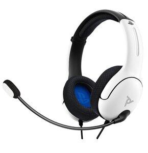 Słuchawki PDP LVL40 Biały
