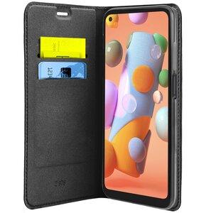Etui SBS Wallet Case Lite do Samsung Galaxy A12 Czarny