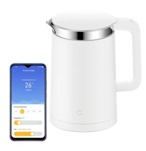Czajnik XIAOMI Mi Smart Kettle Pro sterowanie smartfonem regulacja temperatury zimna obudowa