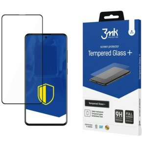 Szkło hartowane 3MK Tempered Glass+ do iPhone 12/12 Pro