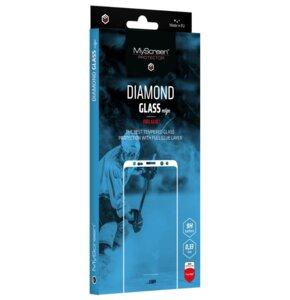 Szkło hartowane MYSCREEN Diamond Edge Full Glue do Samsung Galaxy S21 5G
