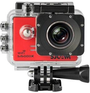Kamera sportowa SJCAM SJ5000X Elite Czerwony