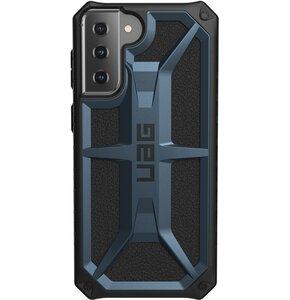 Etui UAG Monarch do Samsung Galaxy S21+ 5G Niebieski