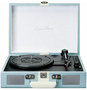 Gramofon LENCO TT-110 Niebieski