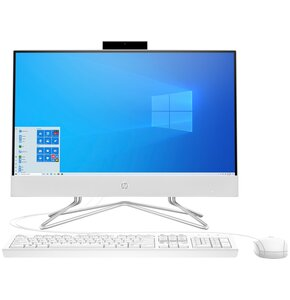 """Komputer HP 22-df0011nw 21.5"""" IPS R3-3250U 4GB SSD 256GB Windows 10 Home"""